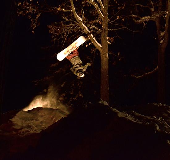 Christmas-snowboard-1