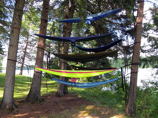 seven-hammocks