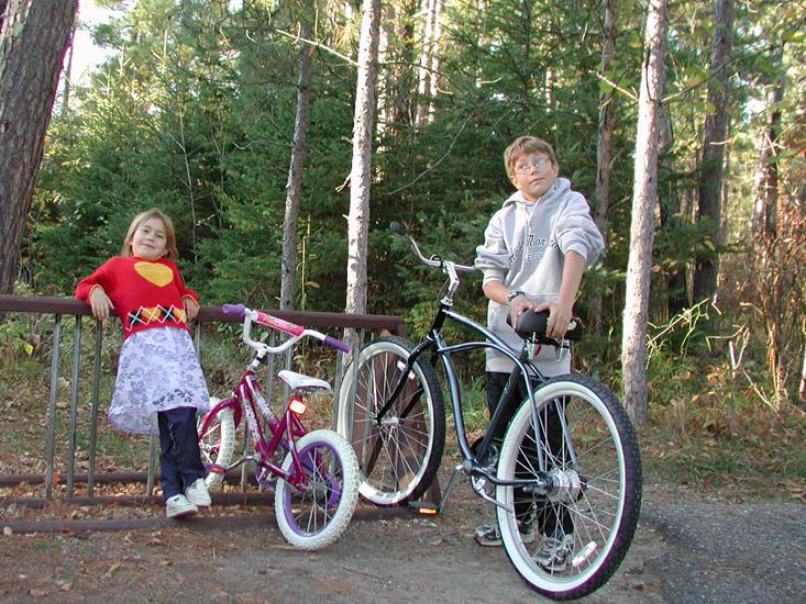 Itasca Biking